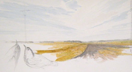 Keith Jacobshagen, Dry Irrigation Ditch