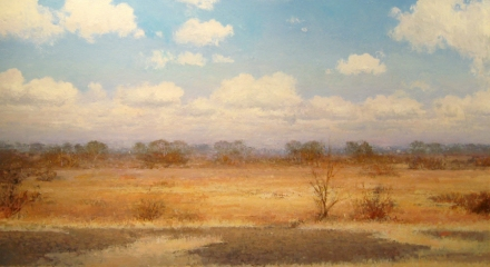 Hal Holoun, Autumn Horizon