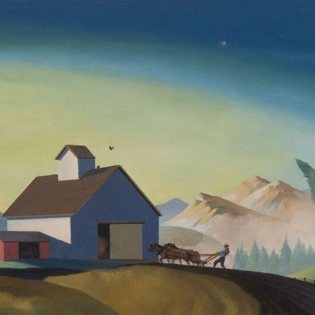 Dale Nichols, Wyoming Plowman