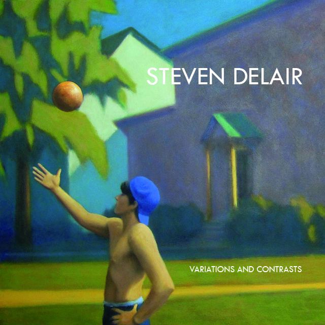 """Steven DeLair, """"Variations and Contrasts"""" book"""