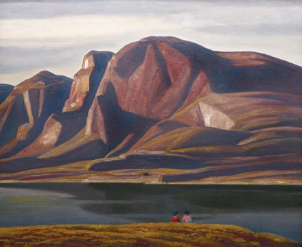 Rockwell Kent, Greenland (Spring)