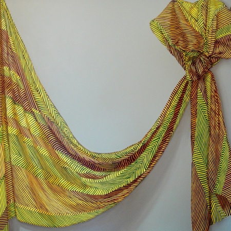 Judith Cherry, Yellow Drape