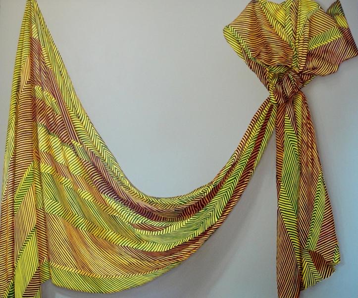 Judith Cherry, Yellow Drape
